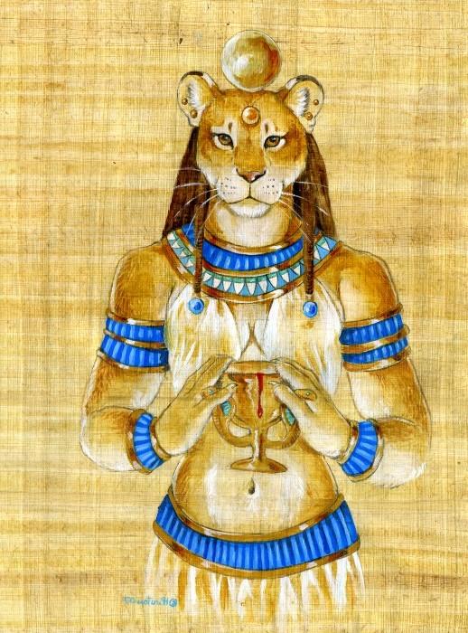 Женщины кошки в Древнем Египте, кошки в истории Древнего Египта, значение кошки в Египте