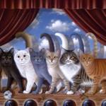 стая-рыжих-котов-снится-к-чему