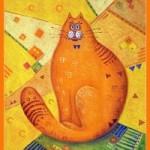 рыжий-кот-картинка