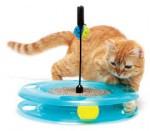 Интерактивная миска для кошек.