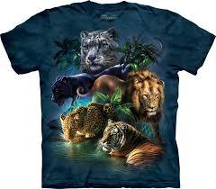 футболка-со-львами