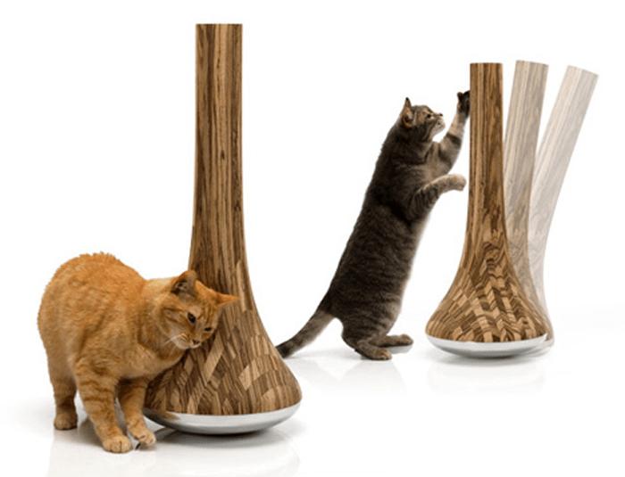 Точилка для ногтей кошек