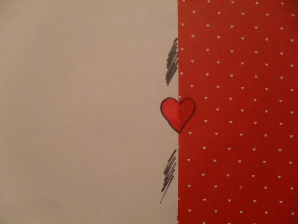 открытка любовь своими руками сделанная фото