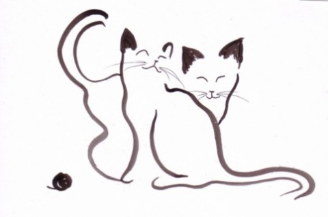 Кот метит, поможет ли кастрация