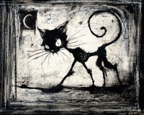 Drawn_wallpapers_Black_Cat_016580_